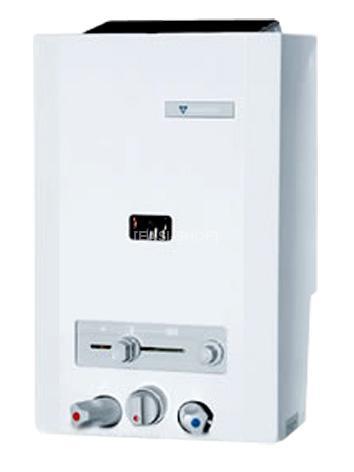 elektrische doorstromer 230v