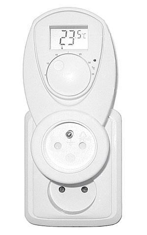 Elektrische thermostaat kachel verwarming van het huis for Zuinige elektrische verwarming met thermostaat