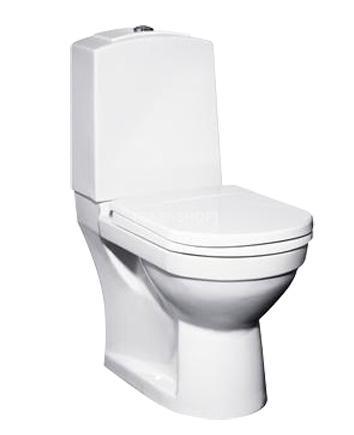 Kondensfri toalettstol