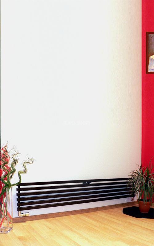 Design radiatoren | LAURENS Quadrix Horizontaal kopen | EASI-SHOP